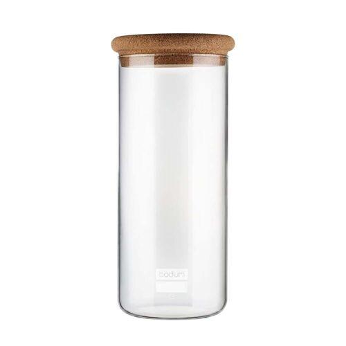 Bodum - Yohki Vorratsglas mit Korkdeckel, 2.5 l
