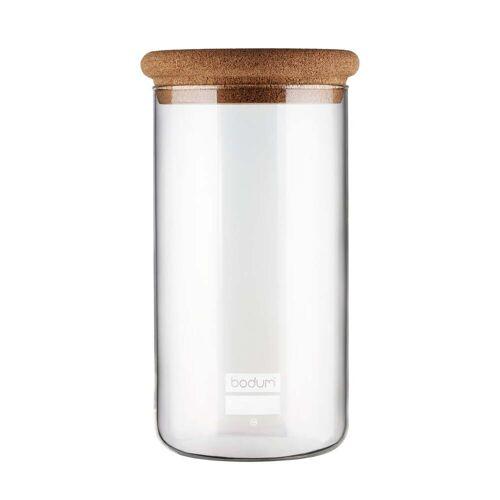 Bodum - Yohki Vorratsglas mit Korkdeckel, 2 l