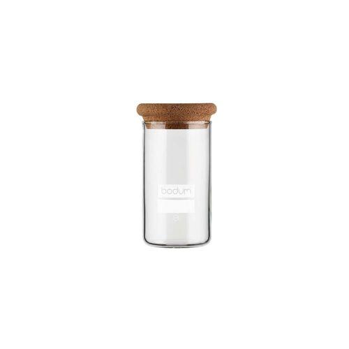 Bodum - Yohki Vorratsglas mit Korkdeckel , 0.25 l
