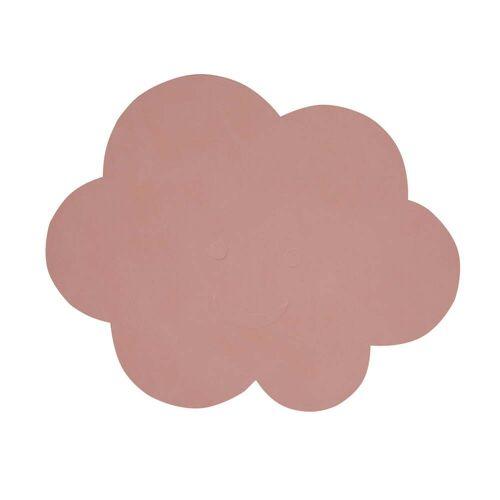 LindDNA - Kinder-Tischset Wolke, Nupo rose