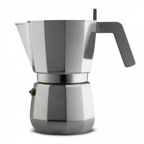 Alessi - Moka Espressokocher, 9 Tassen