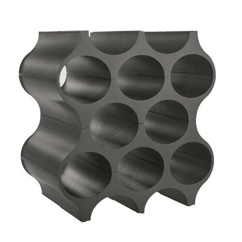 Koziol - Flaschenregal Set-Up, deep grey