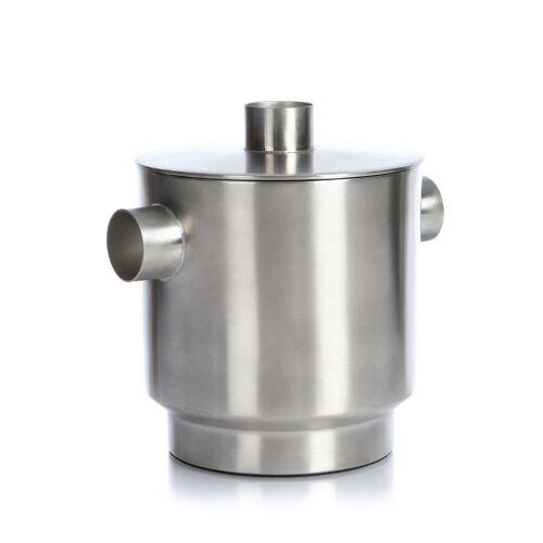 XLBoom - Rondo Eiswürfelbehälter small, Edelstahl, Ø 13 cm