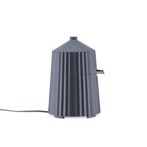 Alessi - Plissé elektronische Zitronenpresse, grau