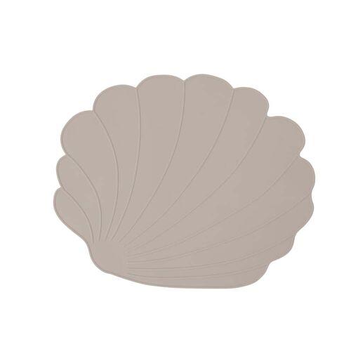 OYOY - Muschel Tischset, clay