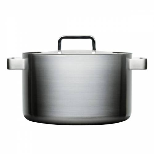 Iittala - Tools Topf mit Deckel Ø 26 cm, 8 Liter