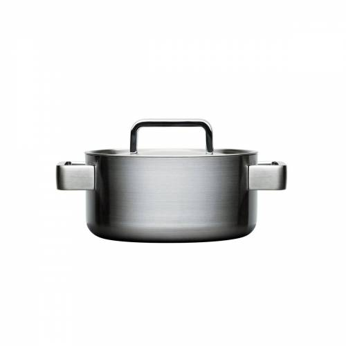 Iittala - Tools Topf mit Deckel Ø 18 cm, 2 Liter