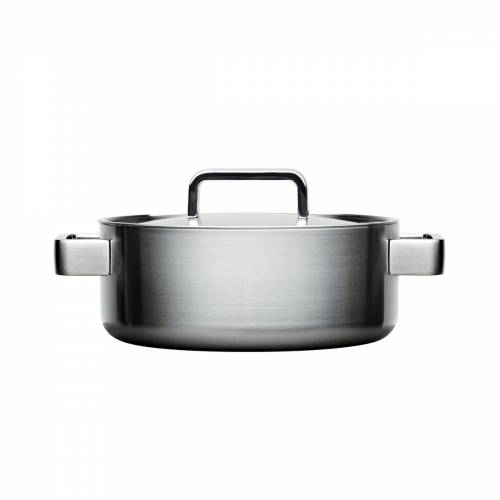Iittala - Tools Topf mit Deckel Ø 22 cm, 3 Liter