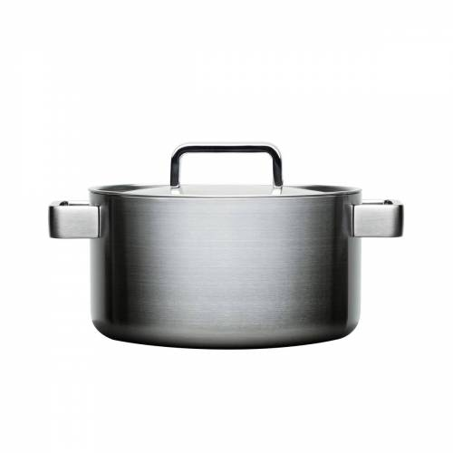 Iittala - Tools Topf mit Deckel Ø 22 cm, 4 Liter