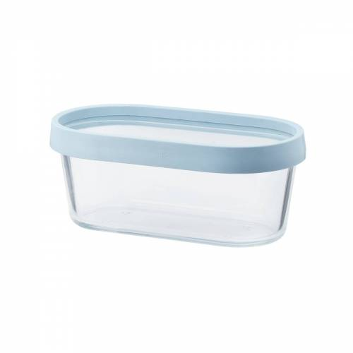 Stelton Rig-Tig by Stelton - Cook & Freeze Auflaufform / Gefrierbox medium, blau
