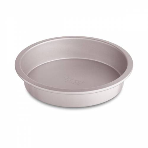 KitchenAid - Runde Backform Ø 23 x H 5 cm antihaftbeschichtet, warm stardust