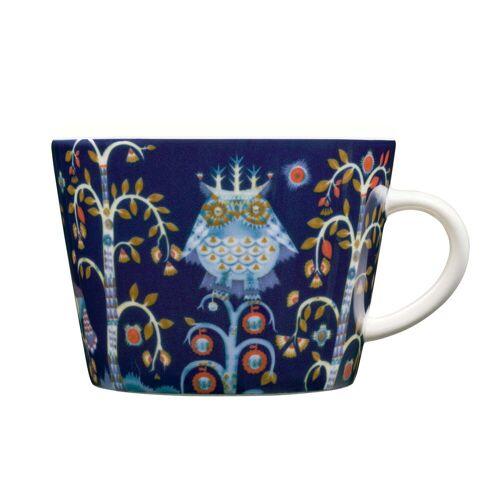 Iittala - Taika Kaffeetasse, blau 0.20 l