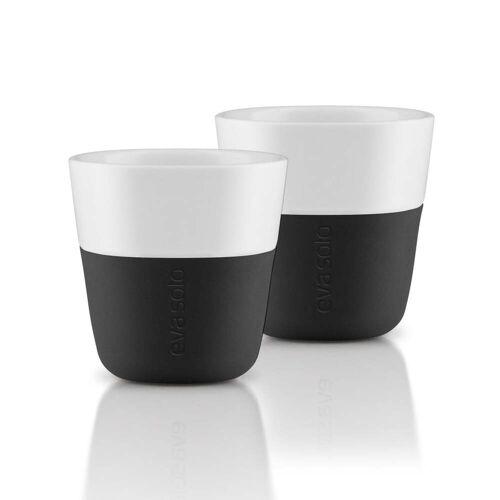 Eva Solo - Espresso-Becher (2er-Set), schwarz