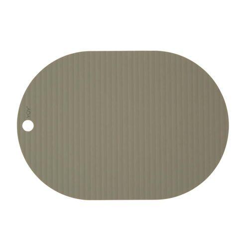 OYOY - Ribbo Tischset oval, oliv