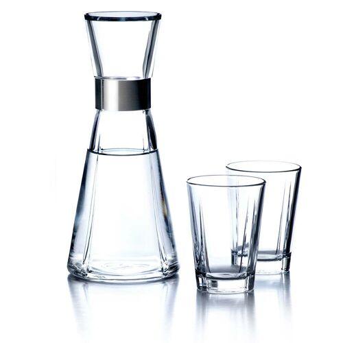 Rosendahl - Grand Cru Wasserkaraffe + 2 Wassergläser