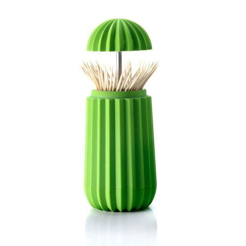 essey - Cactus Zahnstocherhalter, grün