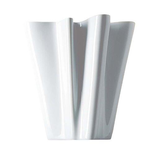 Rosenthal - Flux Vase, 26 cm / weiß