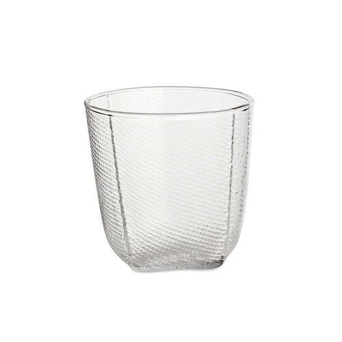 Hay - Tela Trinkglas klein, klar