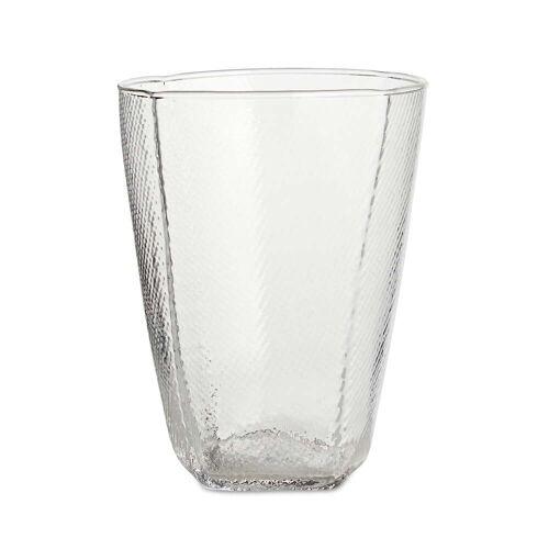 Hay - Tela Trinkglas groß, klar