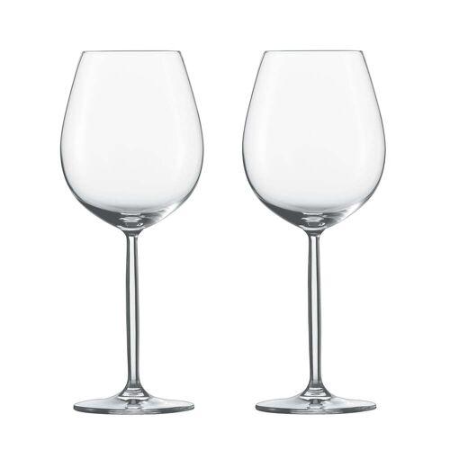 Schott Zwiesel - Diva Weinglas, Wasser / Rotwein (2er-Set)