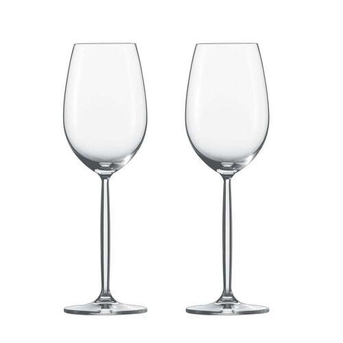 Schott Zwiesel - Diva Weinglas, Weißwein (2er-Set)
