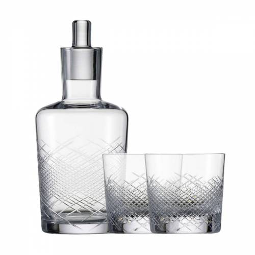 Zwiesel 1872 - Homage Comète Whisky-Set (3 tlg.), Gläser / Whiskykaraffe