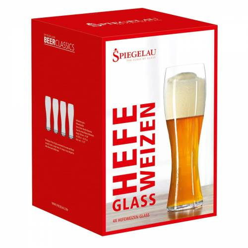Spiegelau - Hefeweizenglas (4er-Set)