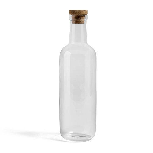 HAY - Glasflasche large, 1,5 l, klar
