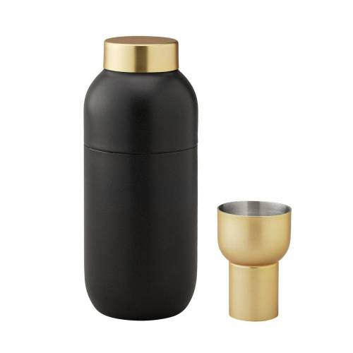 Stelton - Collar Cocktailshaker 500 ml / Messbecher 2 & 4 cl