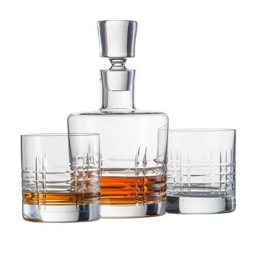 Schott Zwiesel - Basic Bar Classic, Whisky-Set (2 Gläser + Karaffe)