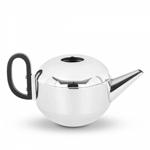 Tom Dixon - Form Teekanne, Edelstahl