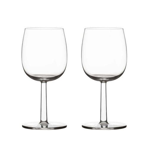 Iittala - Raami Rotweinglas, 28 cl (2er-Set)