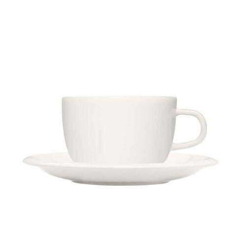 Iittala - Raami Tasse mit Untertasse 27 cl, weiß