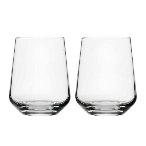 Iittala - Essence Wasserglas, 35 cl (2er-Set)