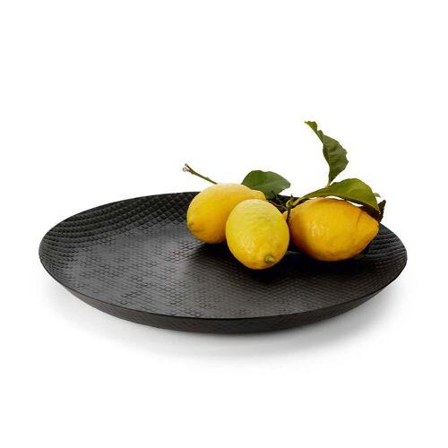 Philippi - Outback Tablett Ø 37 cm, schwarz