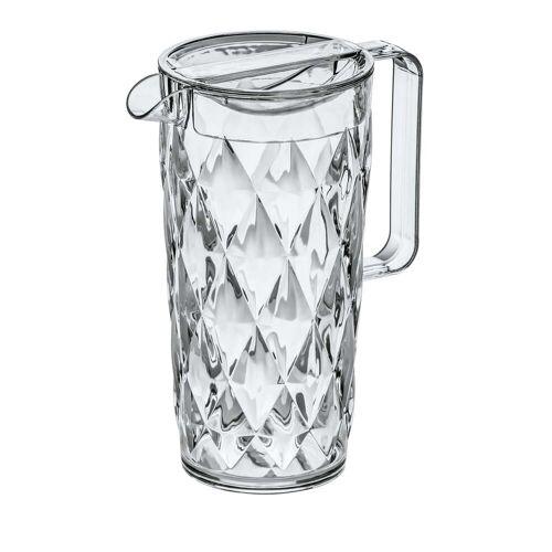 Koziol - Crystal Kanne 1.6 l, crystal clear