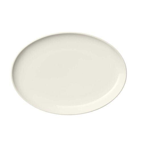 Iittala - Essence Teller, oval 25 cm, weiß