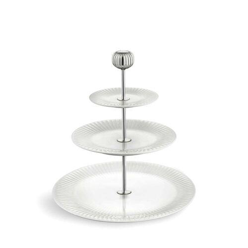 Kähler Design - Hammershøi Etagere Ø 28 cm, weiß
