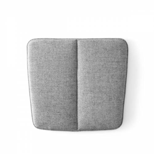 MENU - WM String Lounge Chair Sitzkissen, hellgrau