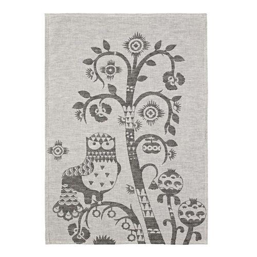 Iittala - Taika Geschirrtuch, 47 x 70 cm, grau