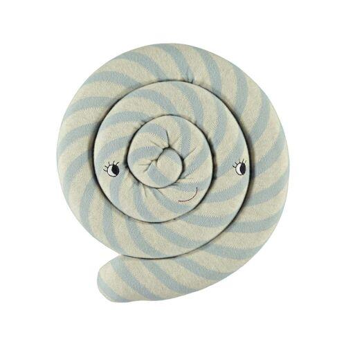 OYOY - Lollipop Kissen Ø 30 cm, blau