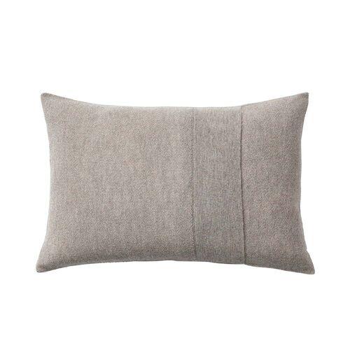 Muuto - Layer Kissen, 40 x 60 cm, sand-grau