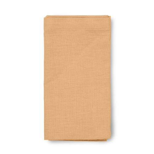 Juna - Basic Baumwoll-Tischdecke 150 x 220 cm, ocker