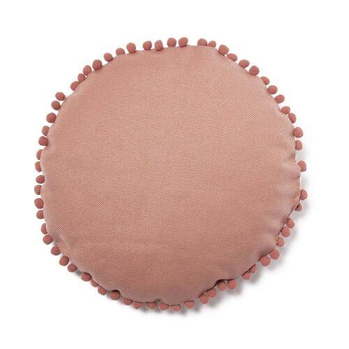 Nobodinoz - Sunny Kissen Ø 37 cm, dolce vita pink