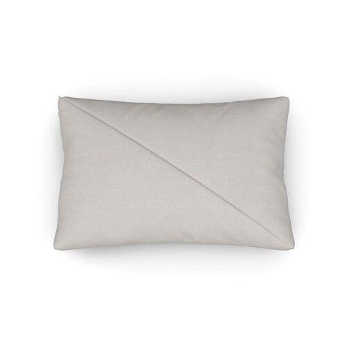 Sit with us - Kissen Up, 60 x 40 cm, Stoff Fino, beige