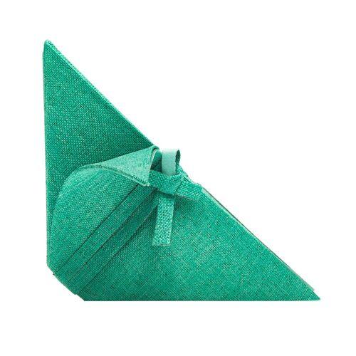 Iittala X Issey Miyake - Serviette 53x40 cm, smaragdgrün