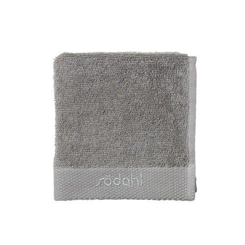 Södahl - Comfort Gesichtstuch 30 x 30 cm, grau