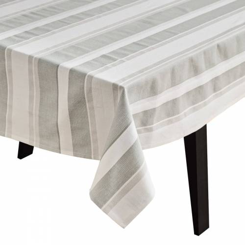 Juna - Wea Tischdecke 140 x 220 cm, weiß