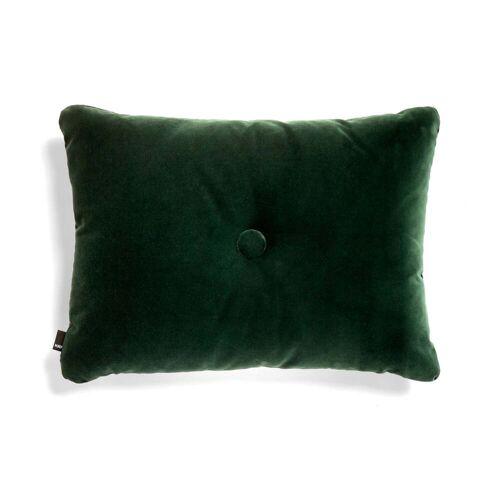 HAY - Kissen Dot Soft, 45 x 60 cm, dunkelgrün
