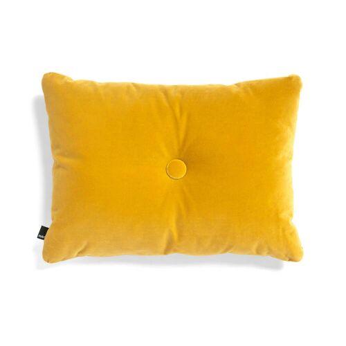HAY - Kissen Dot Soft, 45 x 60 cm, gelb